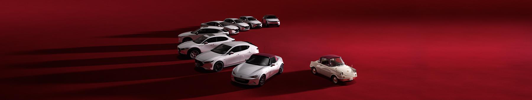 Edícia Mazda 100th Anniversary