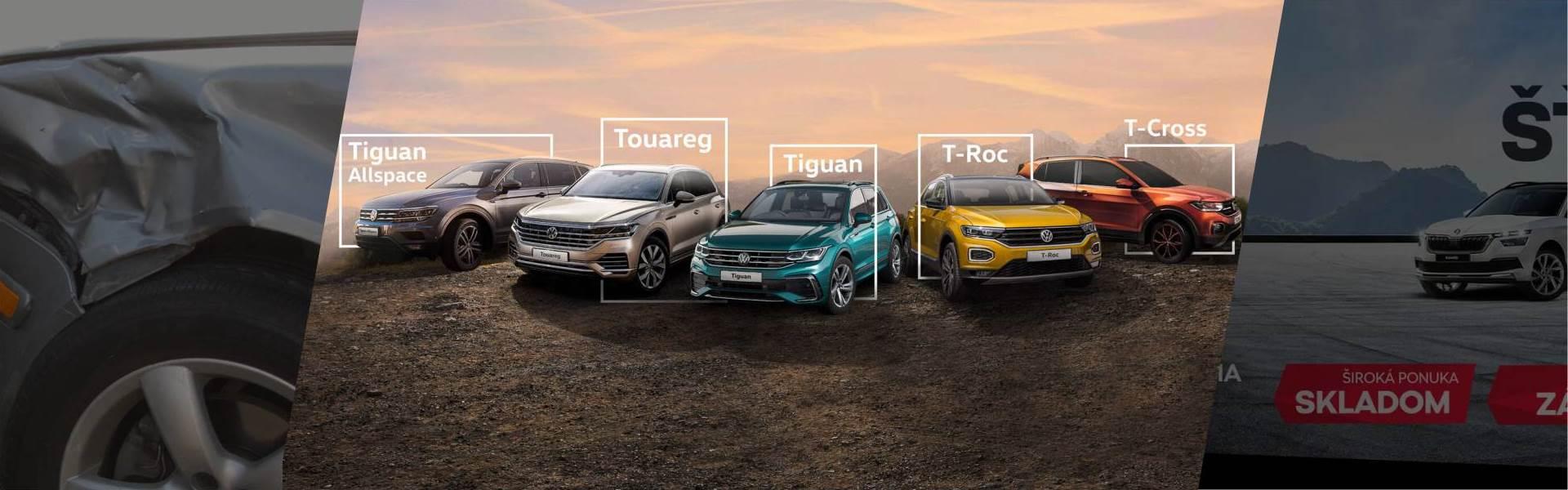 SUV modely s bonusom