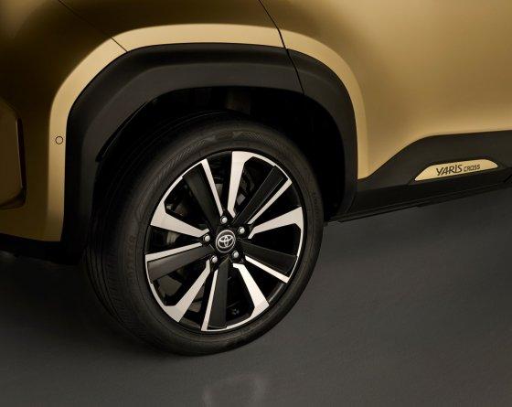 Nová Toyota Yaris Cross